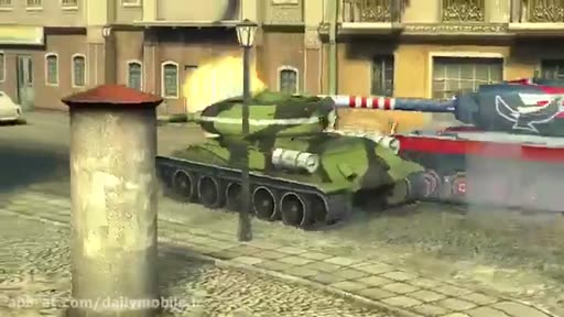 بازی محشره World of Tanks Blitz